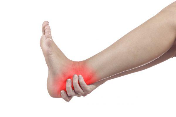 Achillodynie Schmerzen