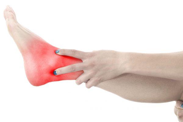 OSG lateral Schmerzen