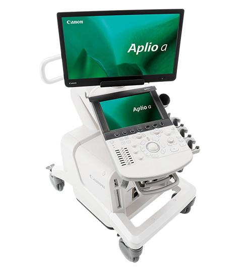Ultraschall an Fuß und Sprunggelenk Aplio A